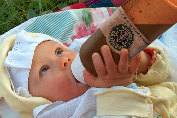 starbucks breastfeeding issue The public breastfeeding saga continues while waiting in line at a starbucks in ontario, julia wykes noticed her 5-month-old son becoming cranky and.