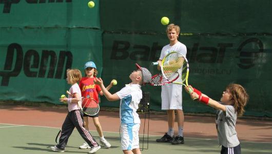 Русской Школе Тенниса