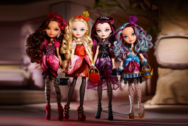 Ever After High – Отступники и Наследники - слайд 1