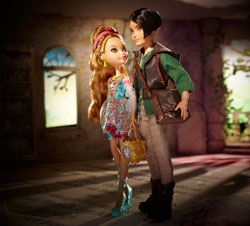 Отступники и Наследники. Ever After High. Mattel