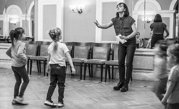 Школа актерского мастерства для детей «Первый состав»